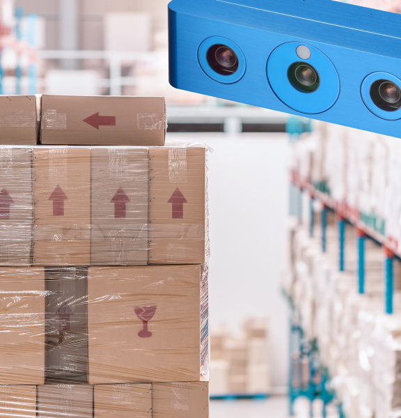 Robust and flexible robotic automation in logistics