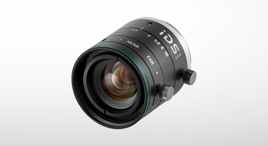 Lens series is expanded: IDS lenses now available with 2 MP