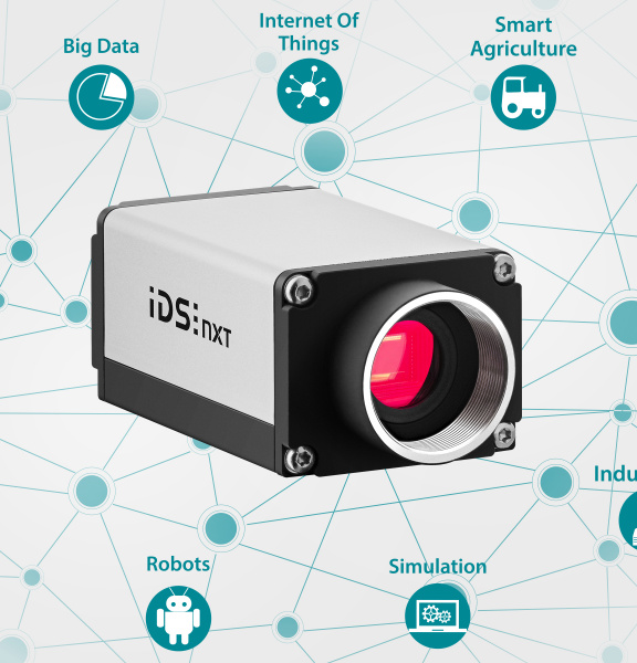 How to integrate IDS NXT cameras in your factory automation