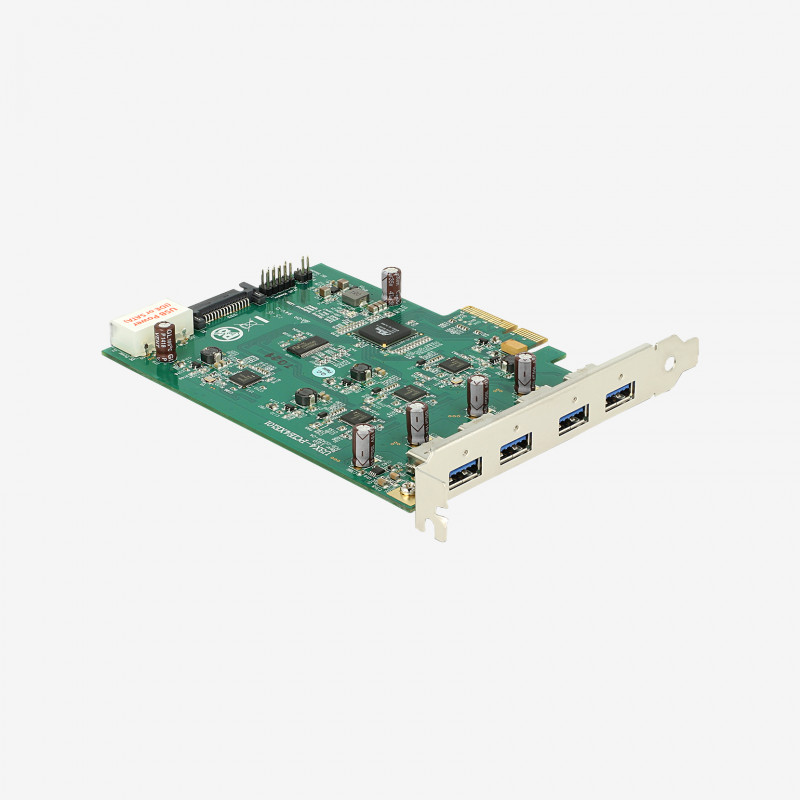 USB 3 PCI Express card, 4 ports (89325)