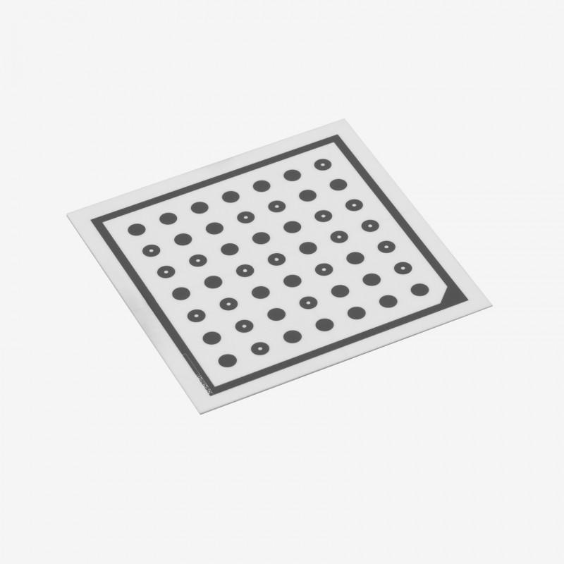 Ensenso calibration pattern, 50 mm, grid 5.0 mm
