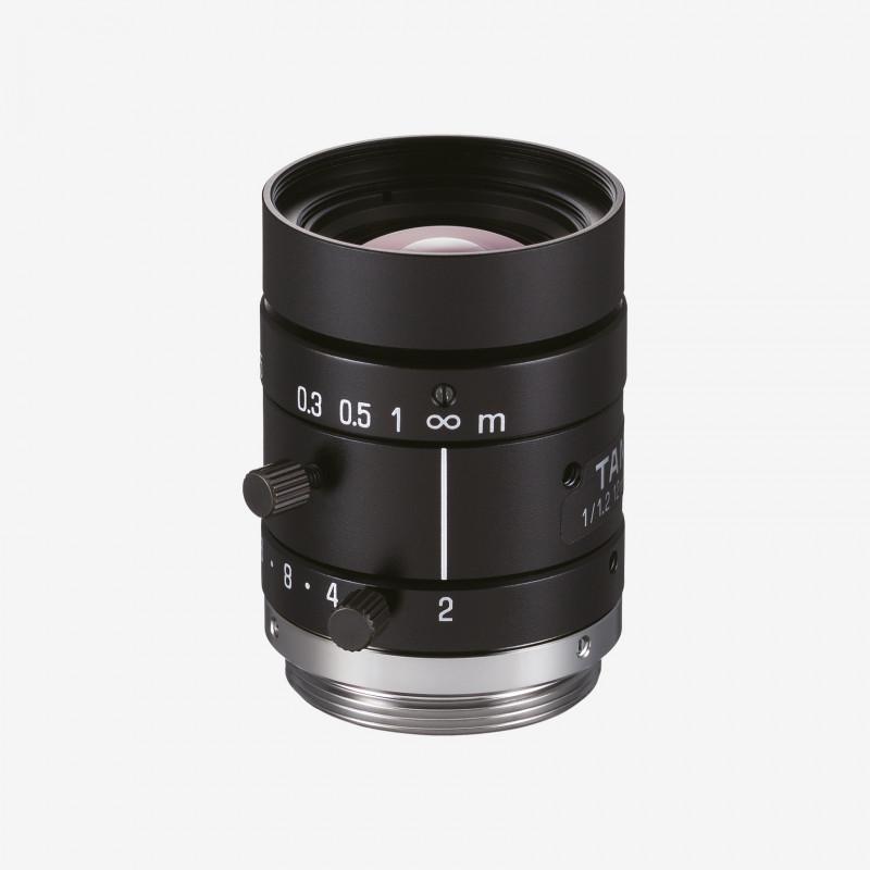 "Objektiv, Tamron, M112FM12, 12 mm, 1/1.2"" C-Mount. 1/1.2"". 12 mm. Tamron. AE00197"