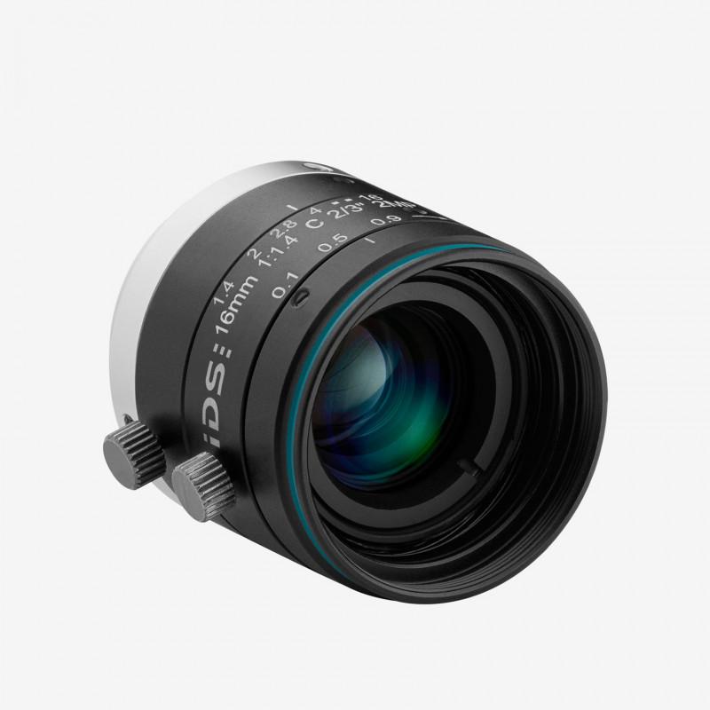 "Lens, IDS, IDS-2M23-C1614, 16 mm, 2/3"""