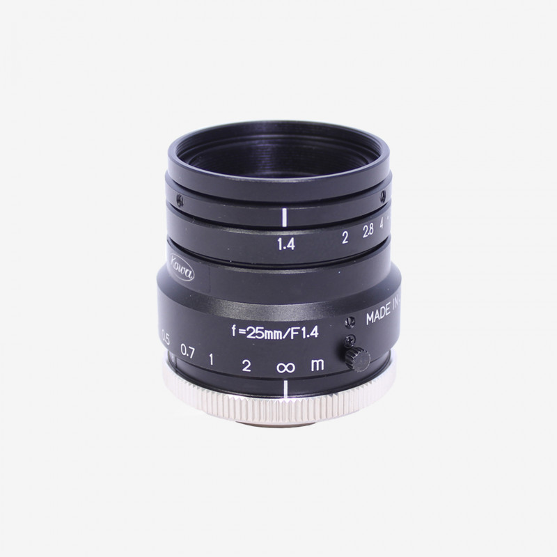 "Lens, Kowa, LM25HC, 25 mm, 1"""