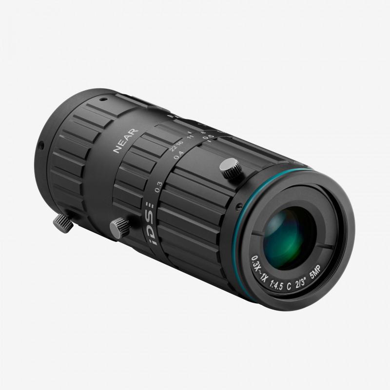 "Lens, IDS, IDS-5M23-C3X45, 3x Zoom, 2/3"""
