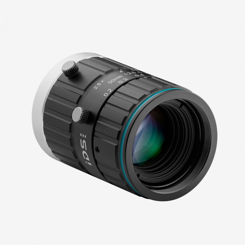 "Lens, IDS, IDS-5M23-C5025, 50 mm, 2/3"""