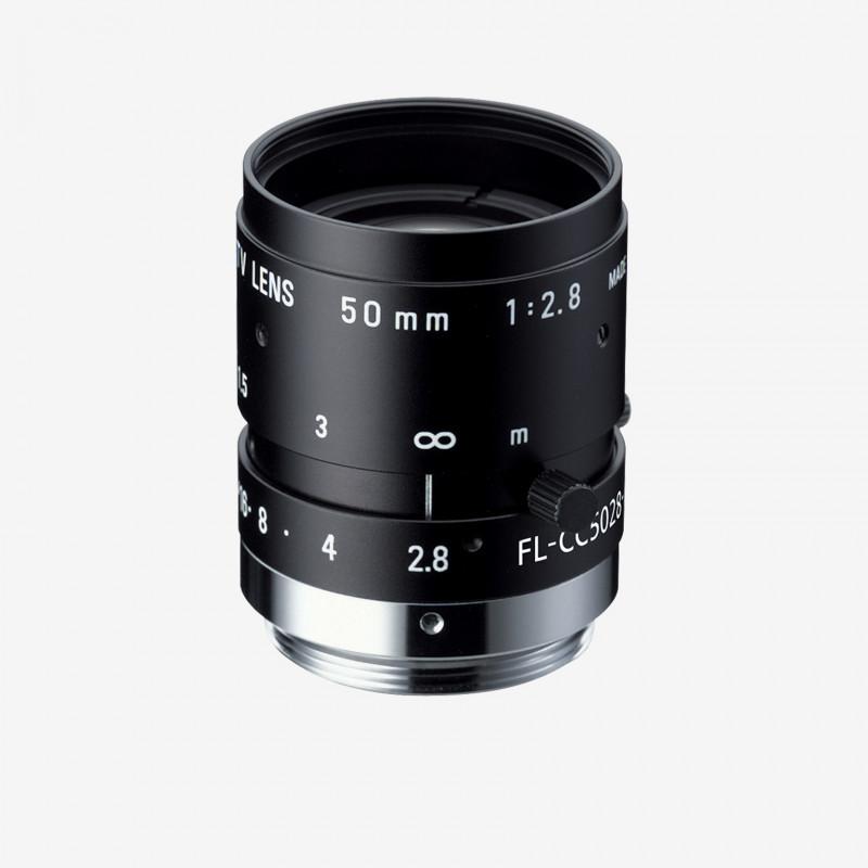 "Lens, RICOH, FL-CC5028-2M, 50 mm, 2/3"" C-Mount. 2/3"". 50 mm. Ricoh. AE005020160000"