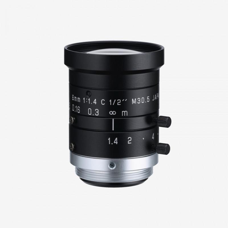 """Lens, RICOH, FL-HC0614-2M, 6 mm, 1/2"""""""