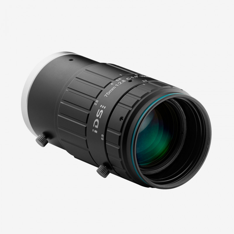 "Lens, IDS, IDS-10M11-C7528, 75 mm, 1.1"""
