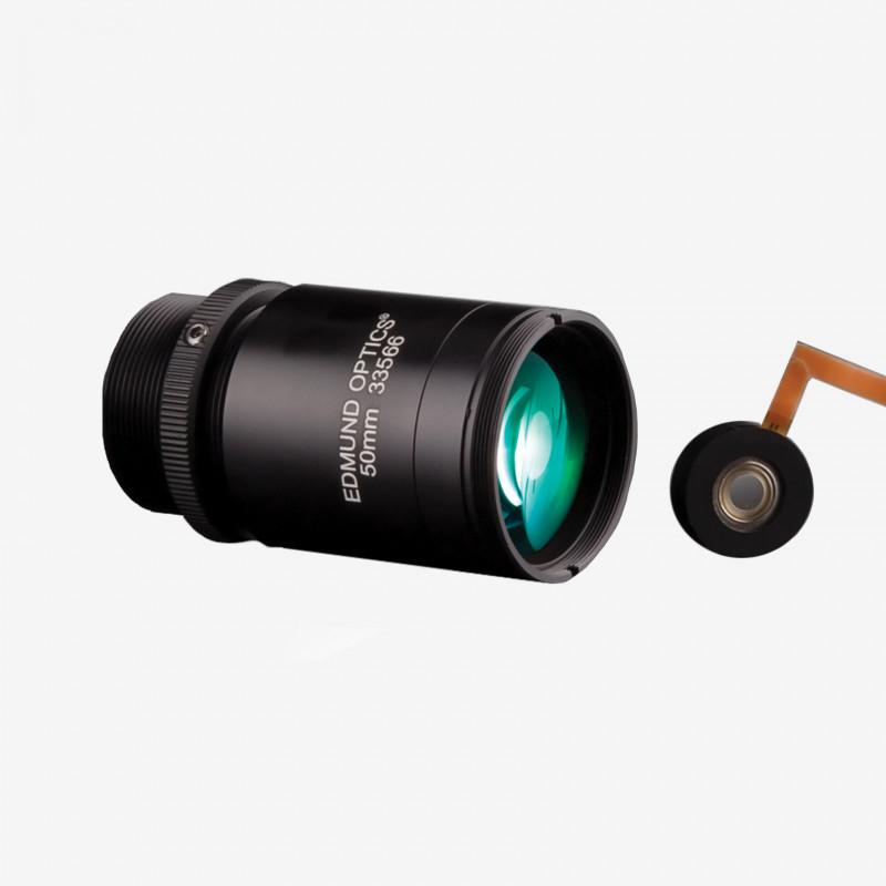 "Lens, Edmund, TECHSPEC Cx series, 50 mm, 2/3"""