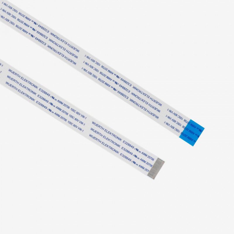 Flex ribbon cable for GigE-LE MB, 20 cm