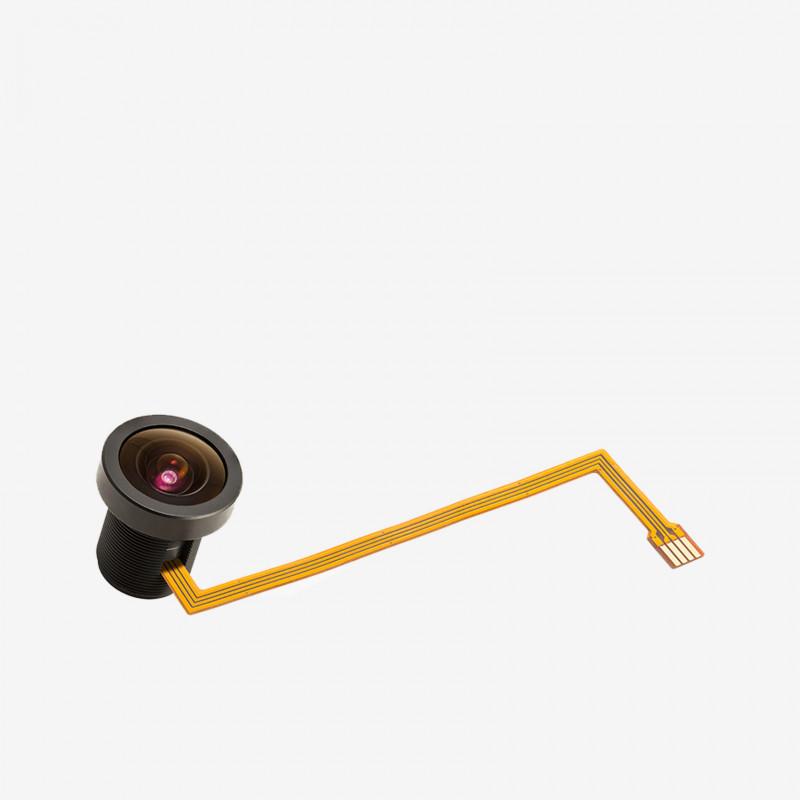 """Lens, Corning C-S-25H0-026, 2.6 mm, 1/2.5"""""""