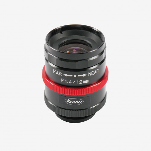 Lens, Kowa, LM12JCM-WP, 12 mm, 2/3""