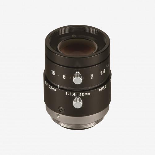 "Lens, Tamron, M118FM12, 12 mm, 1/1.8"""