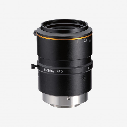 "Lens, Kowa, LM35JC10M, 35 mm, 2/3"" C-Mount, 2/3"", 35 mm, Kowa, AE00020"