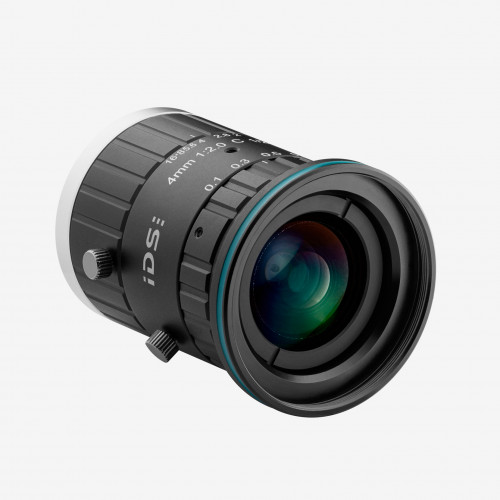 "Lens, IDS, IDS-5M12-C0420, 4 mm, 1/2"""