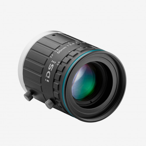 "Lens, IDS, IDS-10M11-C5024, 50 mm, 1.1"""