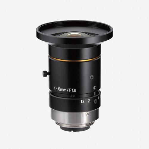 "Lens, Kowa, LM5JC10M, 5 mm, 2/3"" C-Mount, 2/3"", 5 mm, Kowa, AE00012"