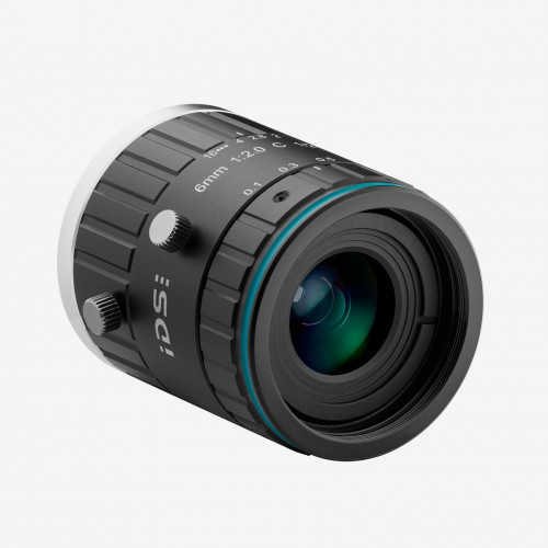 "Lens, IDS, IDS-5M12-C0620, 6 mm, 1/2"""