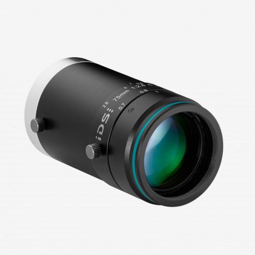 "Lens, IDS, IDS-2M23-C7528, 75 mm, 2/3"""