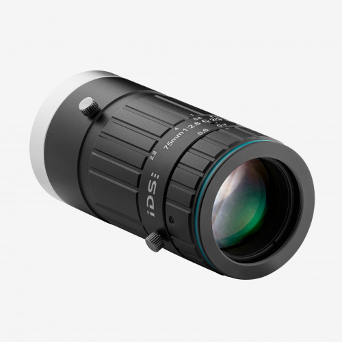"Lens, IDS, IDS-5M23-C7528, 75 mm, 2/3"""