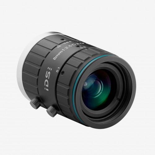 "Lens, IDS, IDS-5M23-C0825, 8 mm, 2/3"""