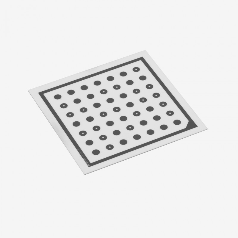 Ensenso calibration pattern, 160 mm, grid 18.75 mm