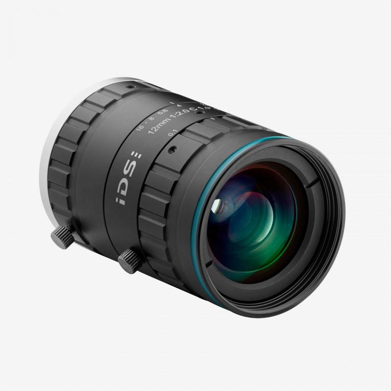 "Lens, IDS, IDS-10M11-C1220, 12 mm, 1.1"""