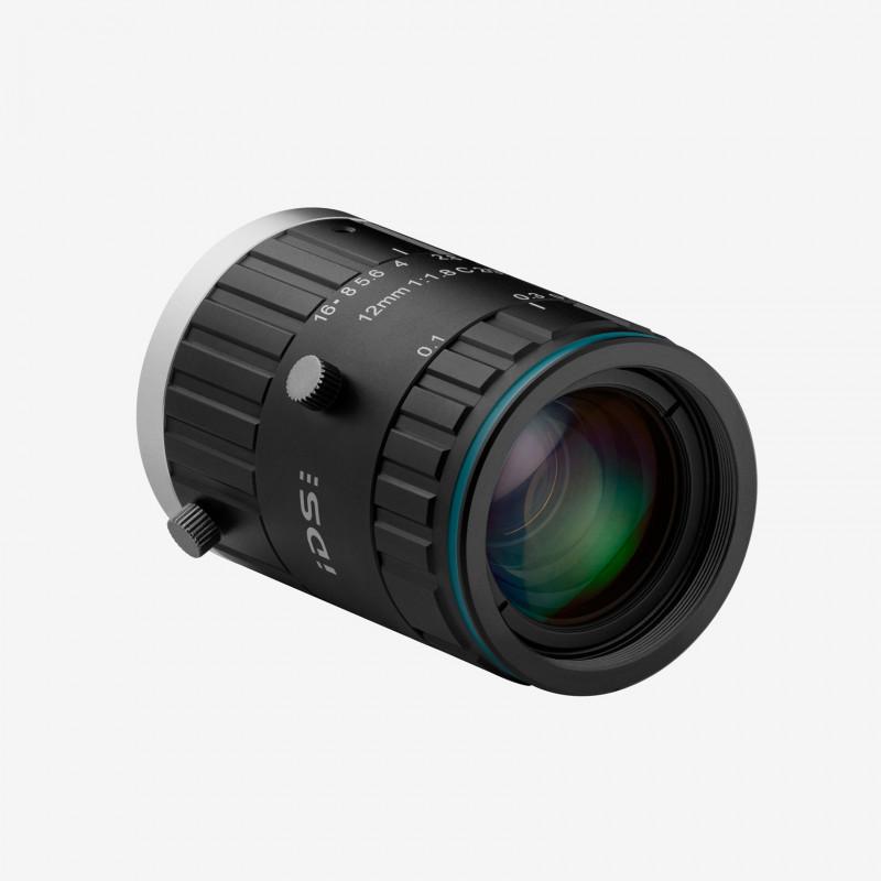 "Lens, IDS, IDS-5M23-C1218, 12 mm, 2/3"""