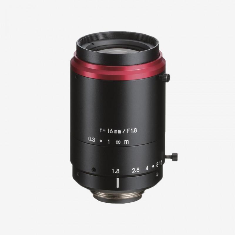 """Lens, Kowa, LM16FC, 16 mm, 1.1"""""""