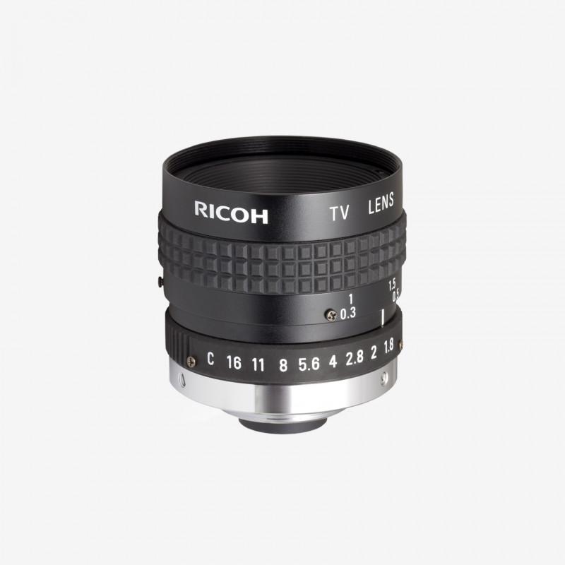 """Lens, RICOH, FL-CC1614A-VG, 16 mm, 2/3"""""""