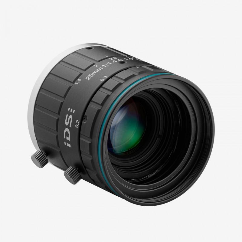 "Lens, IDS, IDS-10M11-C2514, 25 mm, 1.1"""