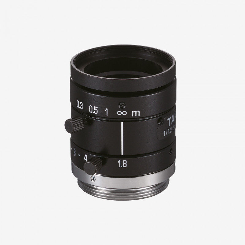 "Lens for IDS industrial cameras: Tamron, M112FM25, 25 mm, 1/1.2"", AE00199"