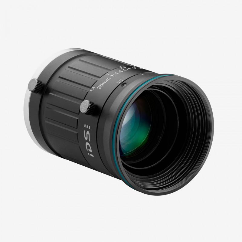 "Lens, IDS, IDS-10M11-C3514, 35 mm, 1.1"""