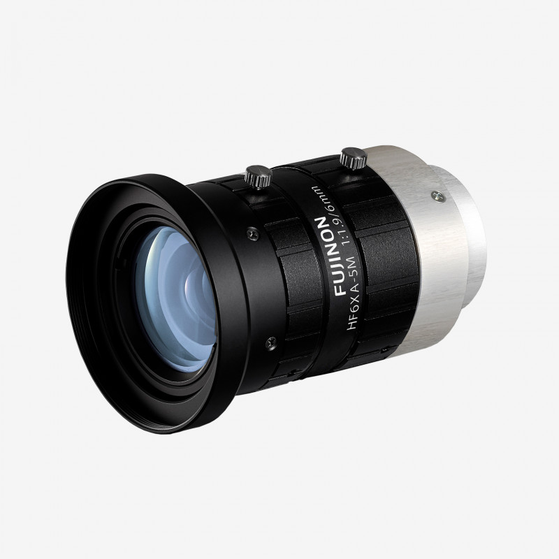 """Lens, Fujifilm, HF6XA-5M, 6 mm , 2/3"""""""