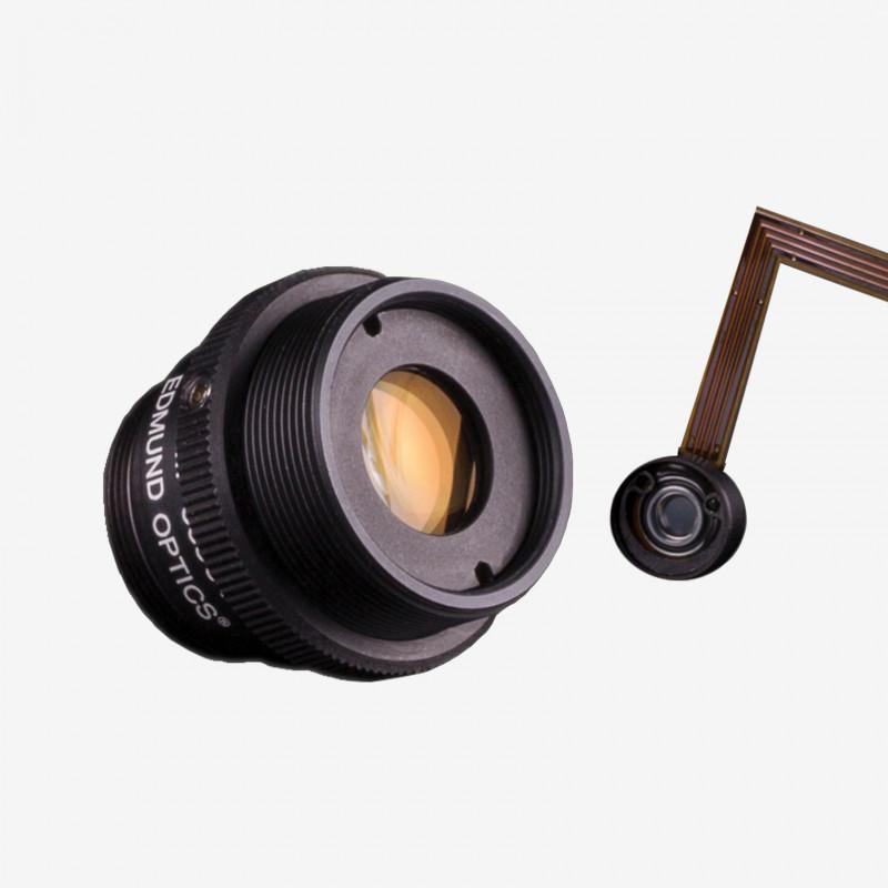 "Lens, Edmund, TECHSPEC Cx series, 25 mm, 2/3"""