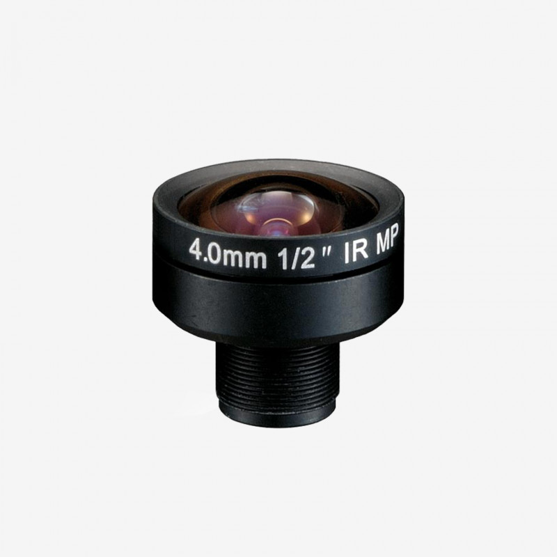 "Lens, Lensation, BM4018S118C, 4 mm, 1/1.8"" S-Mount. 1/1.8"". 4 mm. Lensation. IRcut AE00142"
