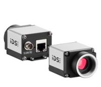 CMOS camera GigE uEye SE: All-round Gigabit Ethernet machine vision camera from IDS with Hirose connector for trigger and flash