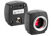 USB 3 uEye ML CMOS camera: Light USB 3.0 machine vision camera from IDS with PIOs, trigger, flash and C/CS-mount