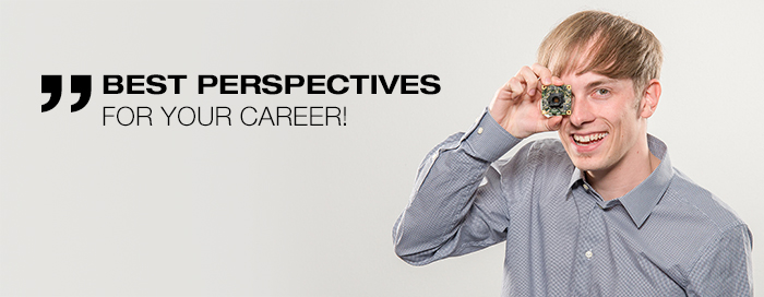Professionals at IDS - Best perspectives for your career