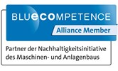 IDS Imaging Development Systems GmbH is member of Blue Competence Initiative