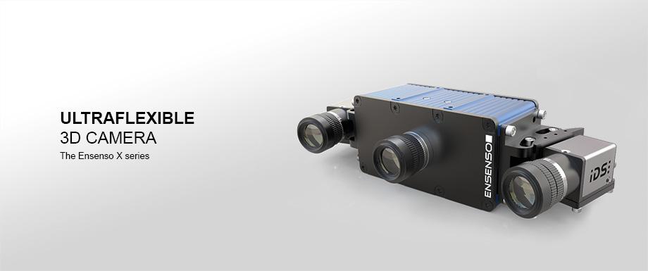 3D Camera Ensenso X Series - IDS Imaging Development Systems GmbH