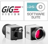 IDS industrial camera: GigE uEye CP Rev. 2 with GigE Vision or IDS Software Suite