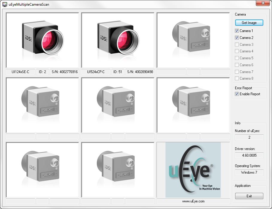 Sample Programs - IDS Imaging Development Systems GmbH